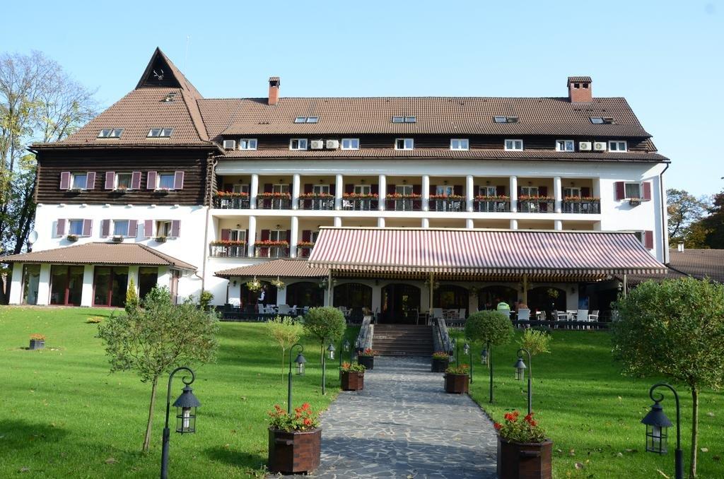 Hotel Gradina Morii (Sighet)