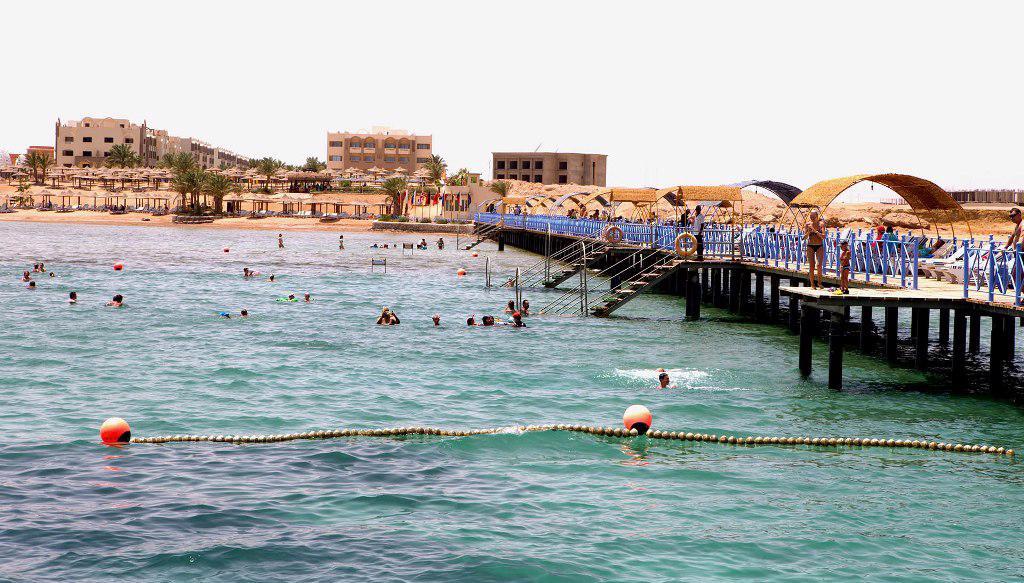 NUBIA AQUA BEACH HURGHADA