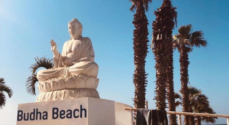 The Budha Beach