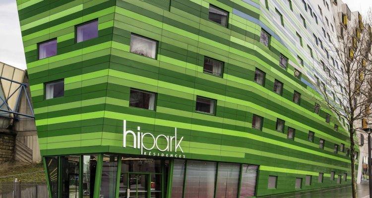 Hipark by Adagio Paris La Villette