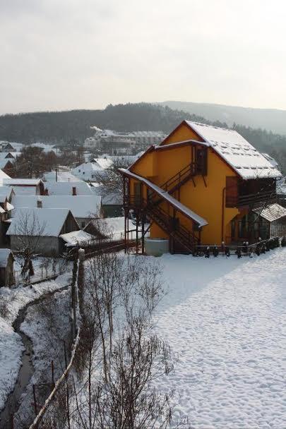 Circuit Revelion in Transilvania