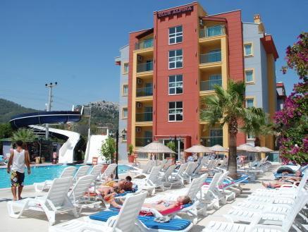 Club Alpina Apartments Hotel