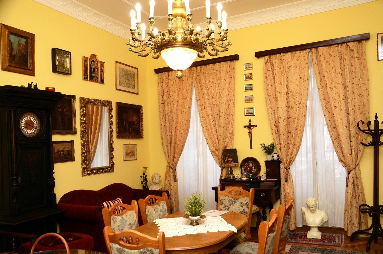 Rakoczi Boulevard Apartments