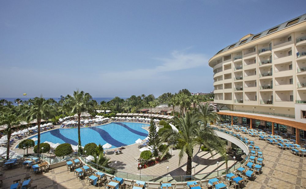 SAPHIR RESORT & SPA 5 *