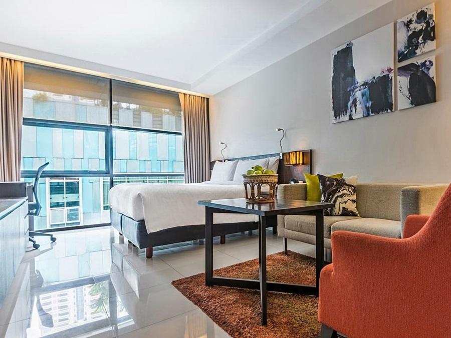 Maitria Hotel Sukhumvit 18 Bangkok - A Chatrium Collection
