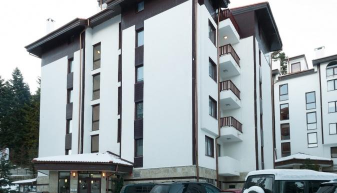 Flora Residence Apart hotel Main building
