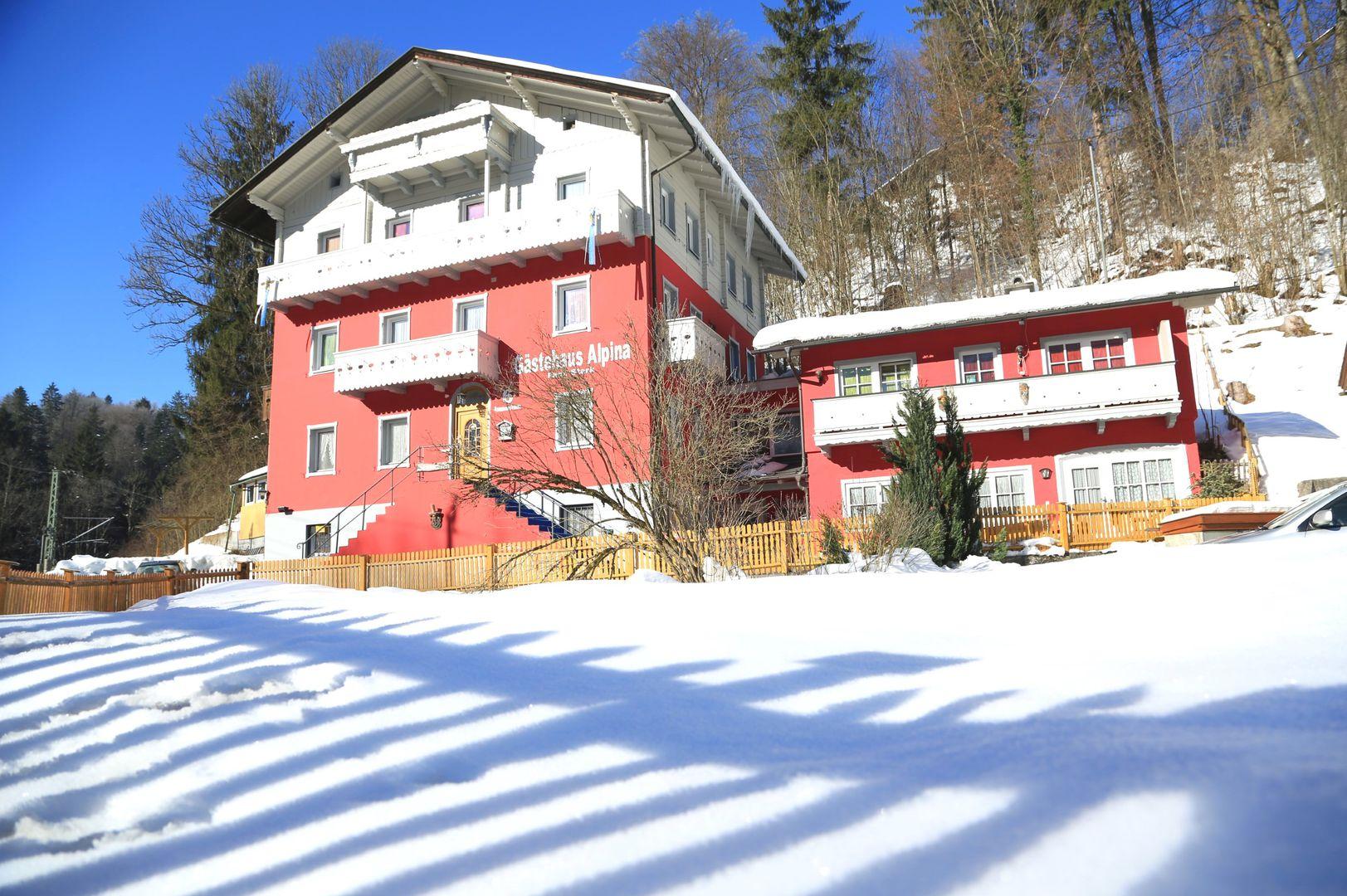 Casa de oaspeţi Alpina