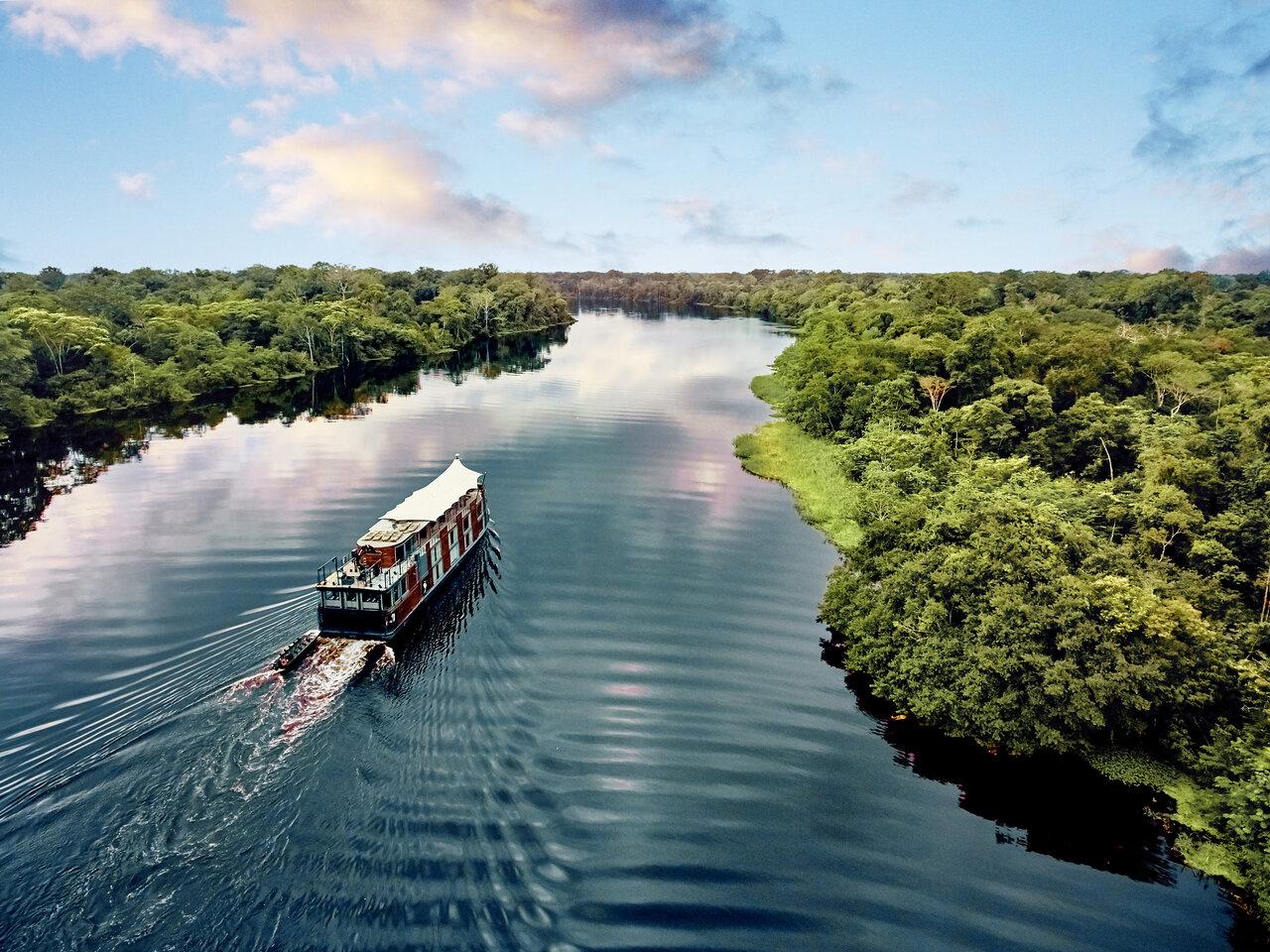 Ecuador - Croazieră pe Amazon și Arhipelagul Galapagos