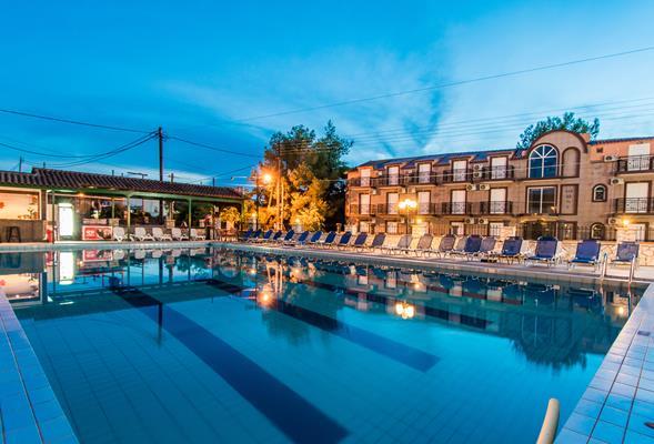 Perkes Hotel Complex