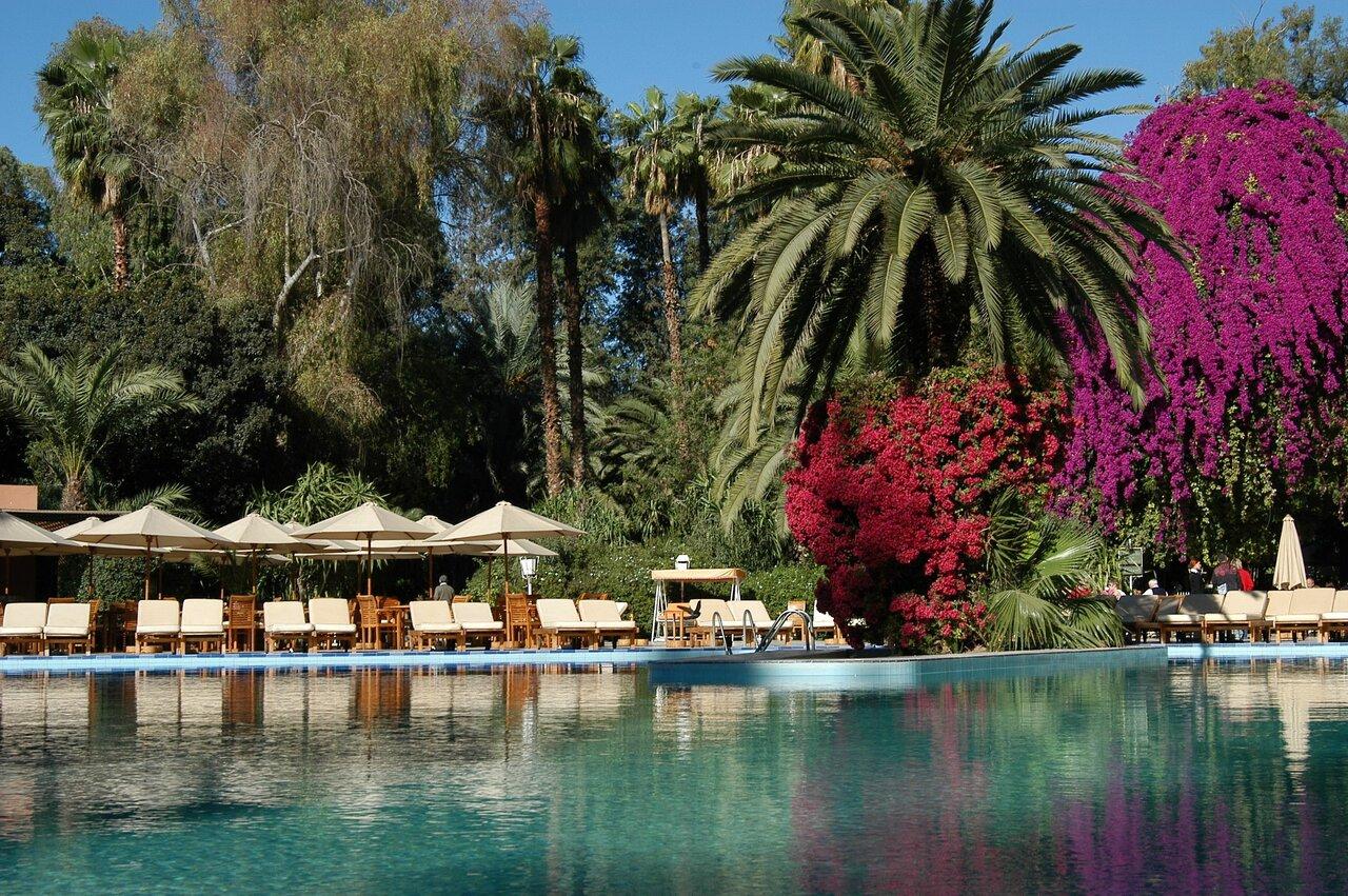 Es Saadi Marrakech Resort - The Hotel