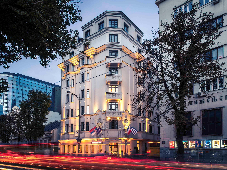 Mercure Excelsior Belgrade