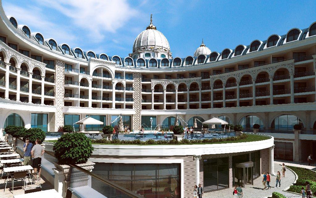 Hotel Adalya Elite Lara