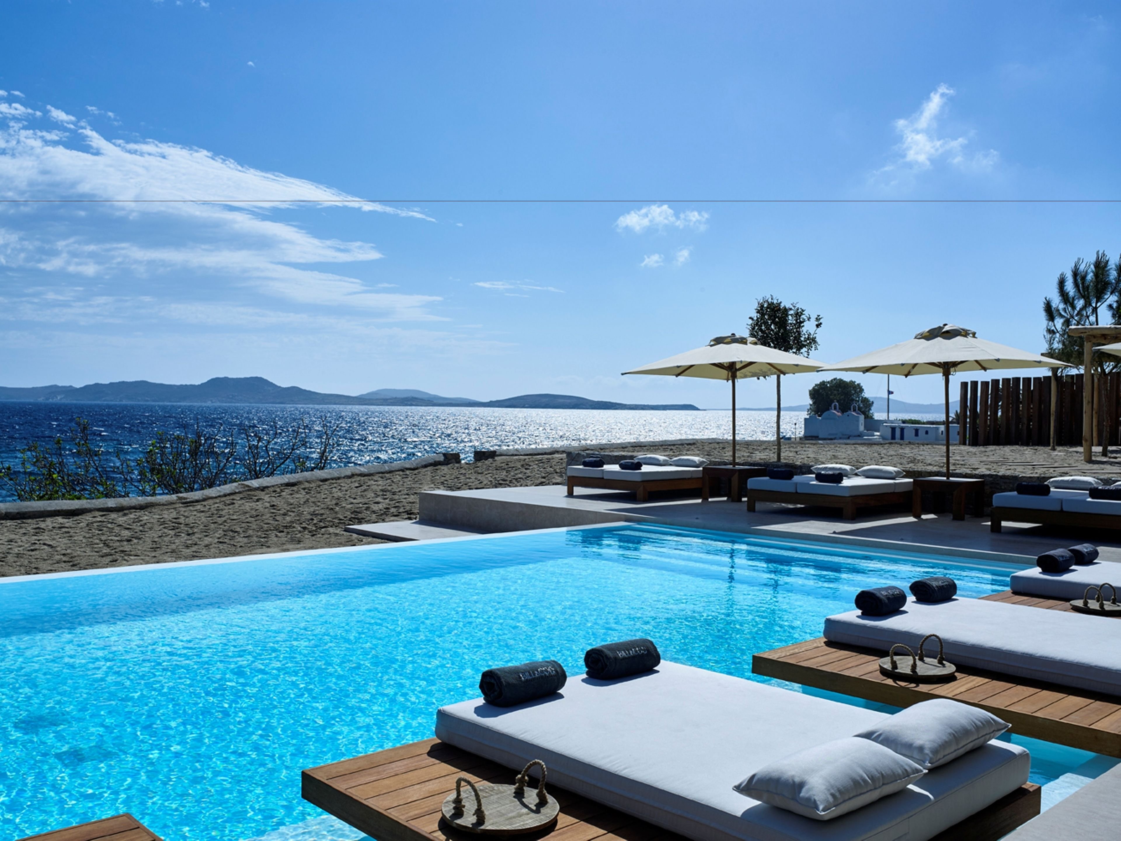 Bill And Coo Coast Suites -the Leading Hotels Of The World