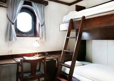 Malardrottningen Boat (bunk Bed Rooms)