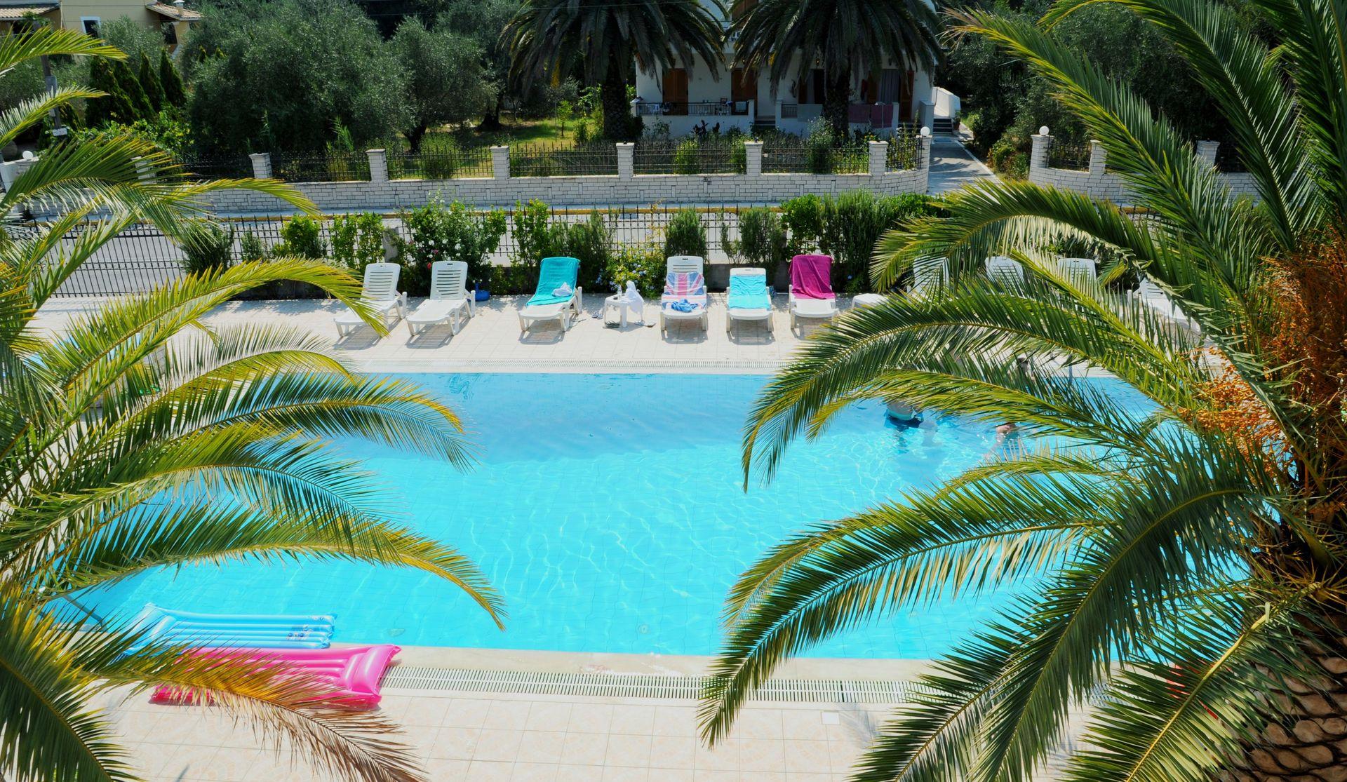 Captains Studios amp; Apartments Corfu