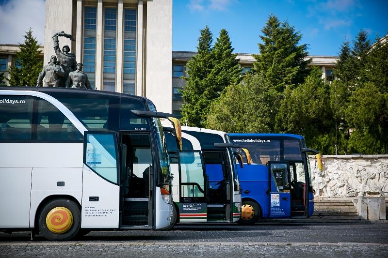 Bilet autocar Bulgaria - plecare luni