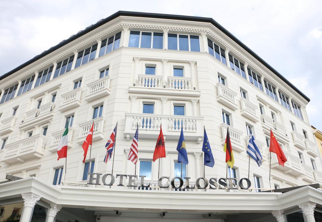 Colosseo Hotel Tirane