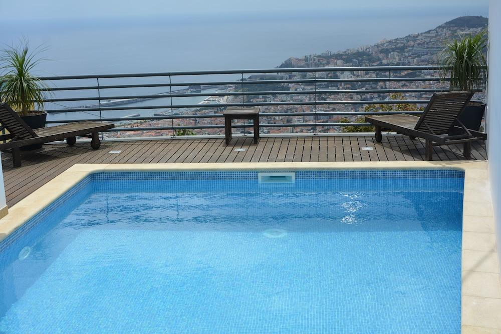 Choupana House-private Pool Bay View