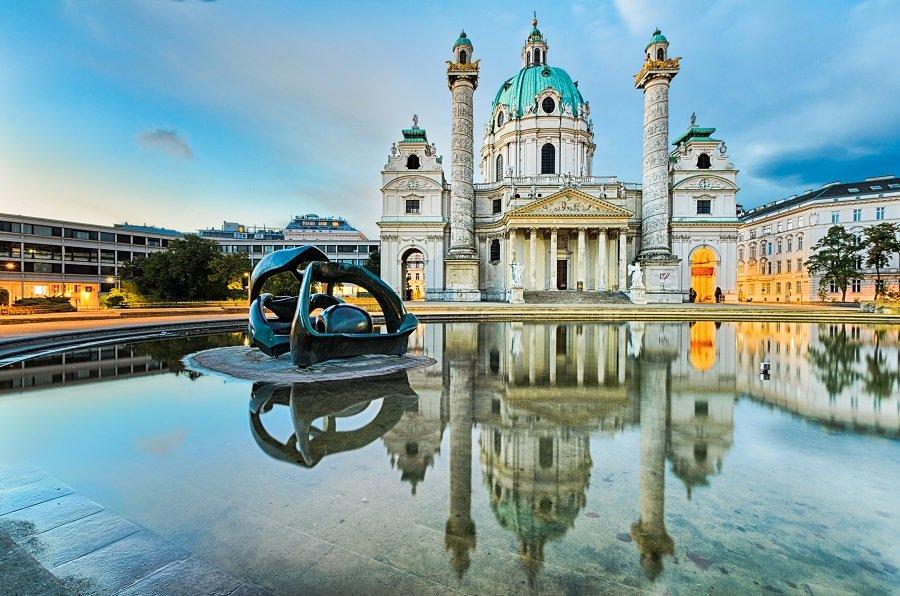Circuit Praga - Viena <br> - Budapesta 2020