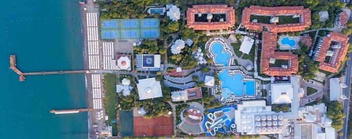 SWANDOR HOTELS AND RESORT TOPKAPI PALACE