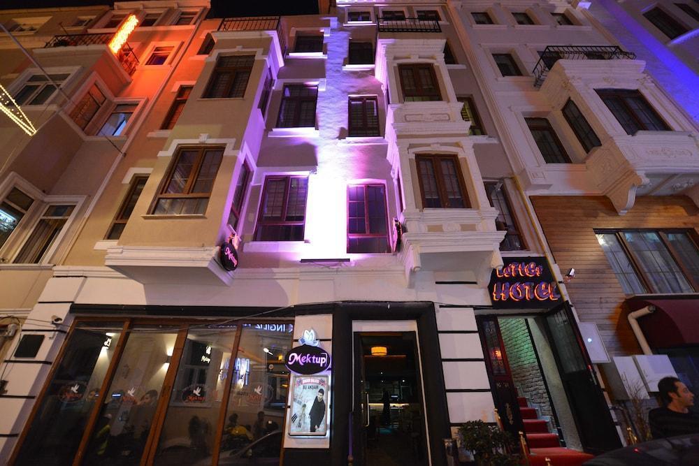 Letter Hotel