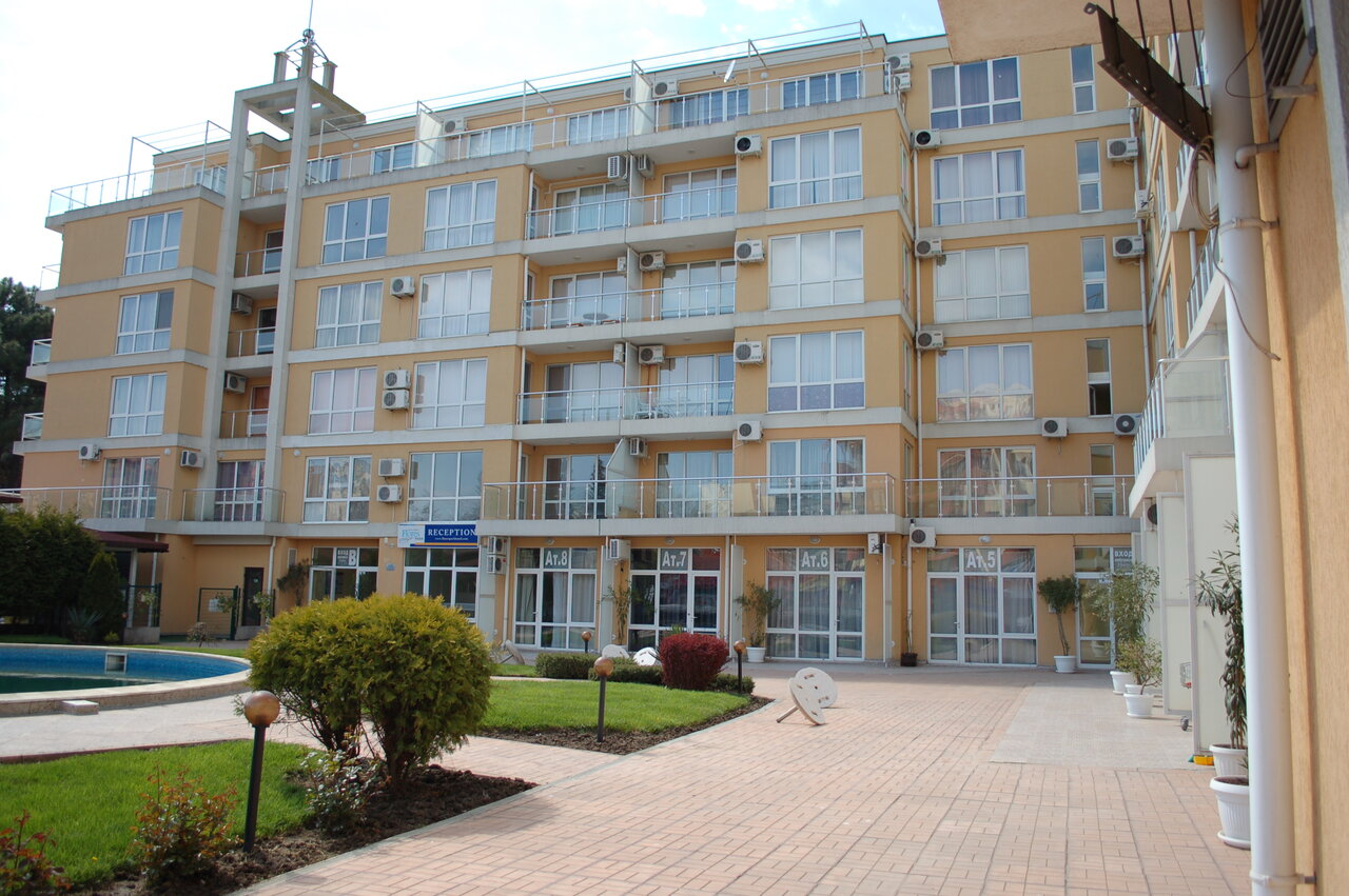 Flores Park Aparthotel