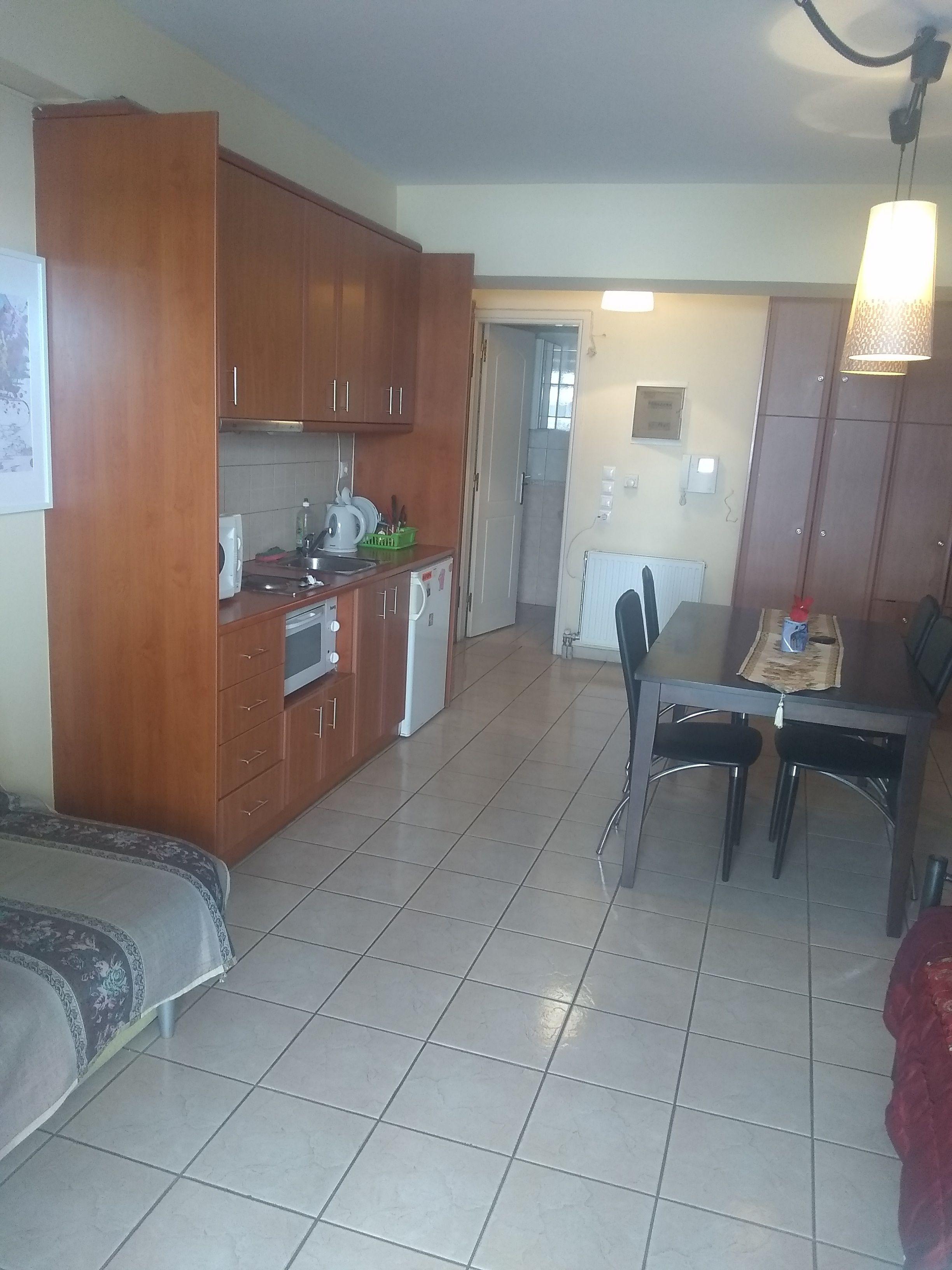 Jessica's Apartment