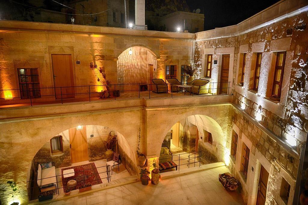 Salkim Cave House