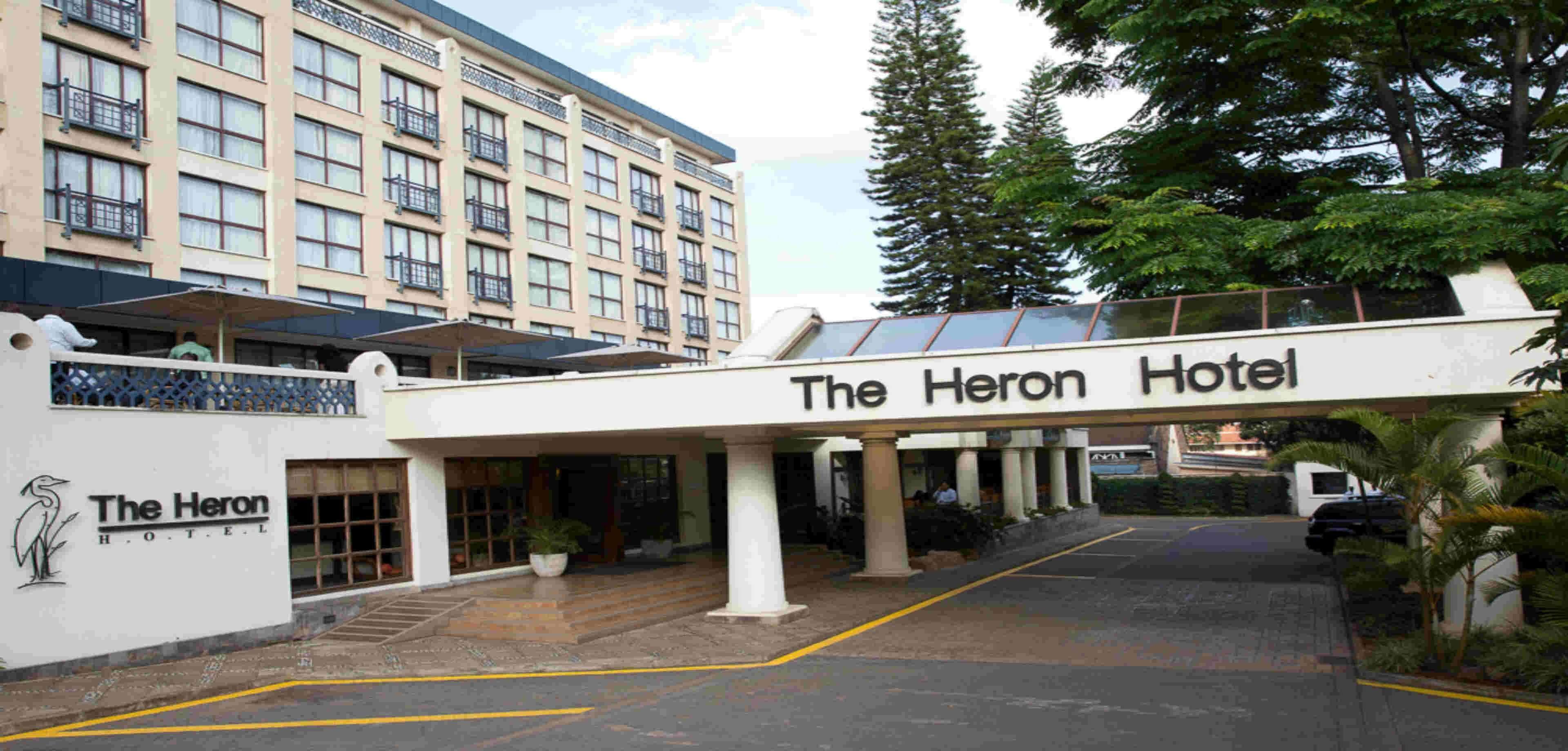 Heron Portico