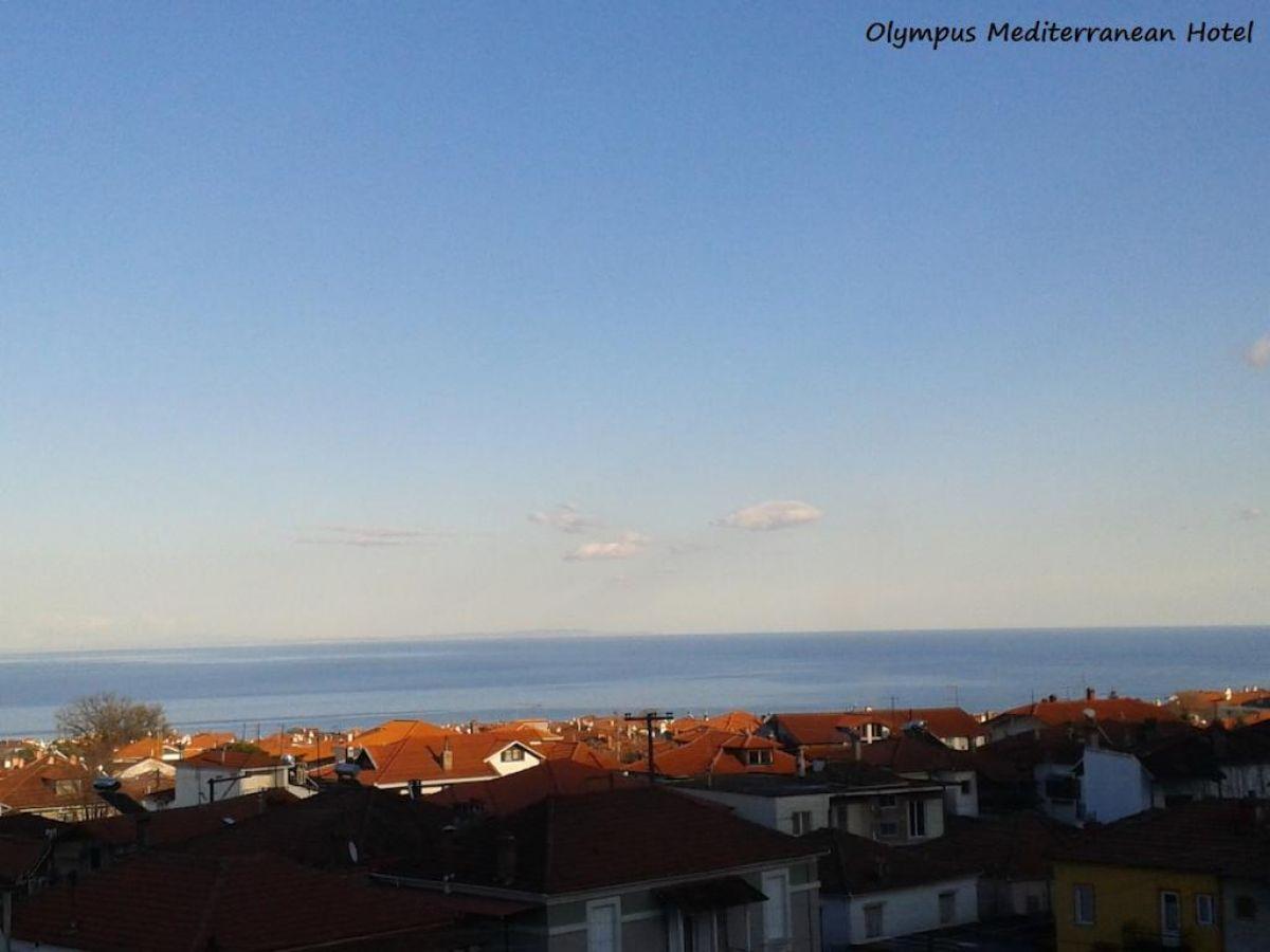Mediterranean Olympus