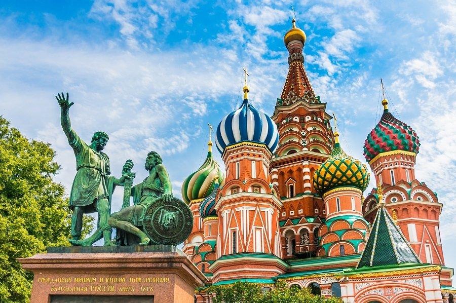 RUSIA - Paste 2020 - Plecare din CLUJ