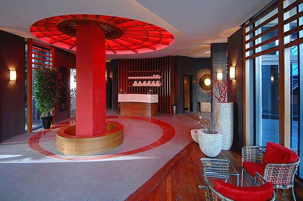 SUSESI DE LUXE RESORT HOTEL