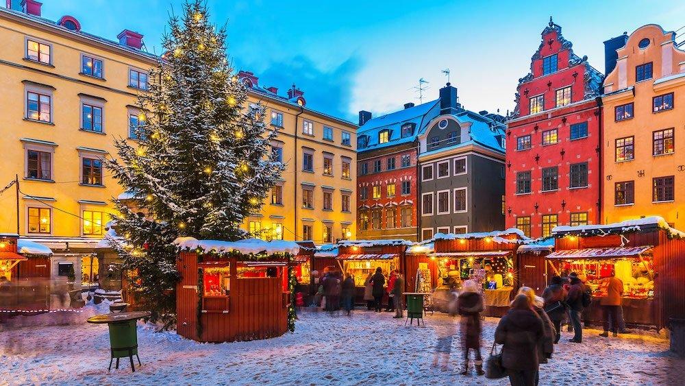 STOCKHOLM - Revelion 2020