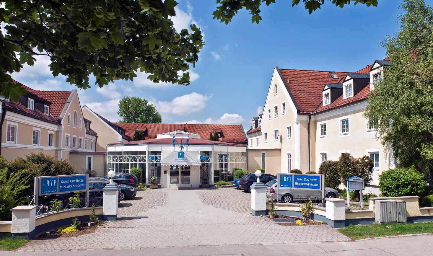 Tryp By Wyndham Munich North