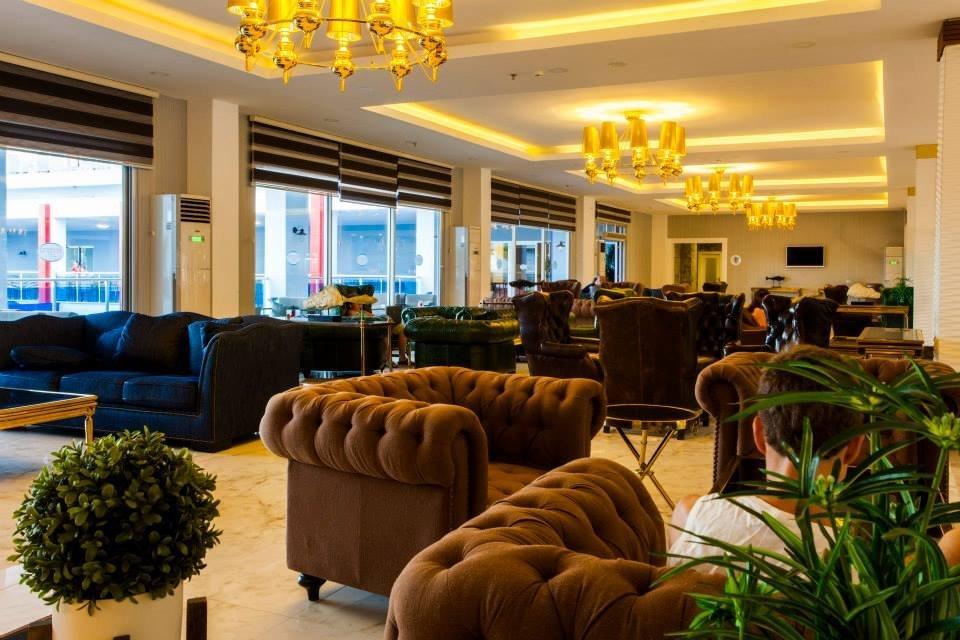 Eftalia Marine hotel