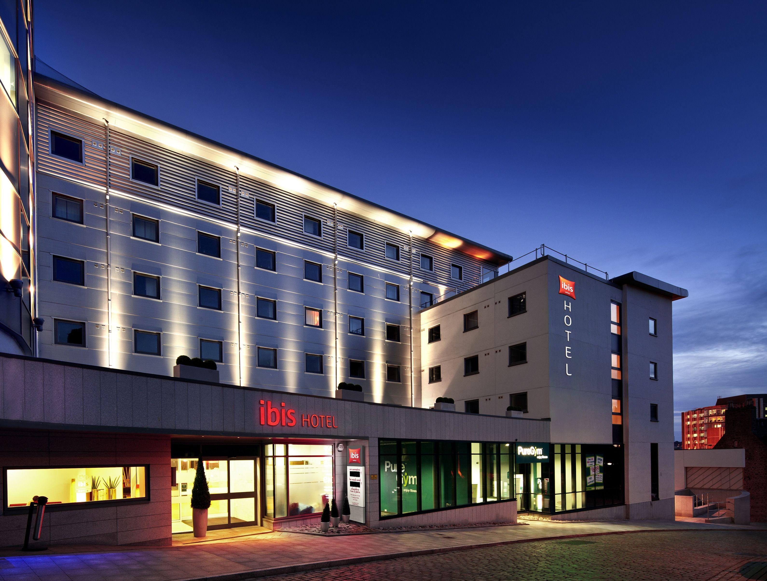 Ibis Aberdeen Centre - Entertainment District