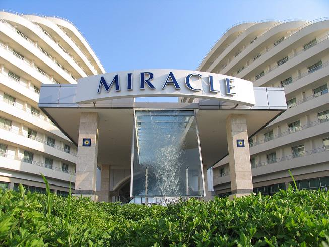 MIRACLE RESORT HOTEL