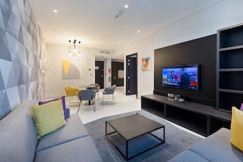 Studio M Arabian Plaza
