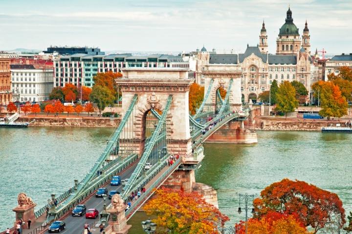 Senior Holidays - Budapesta, orasul SPA