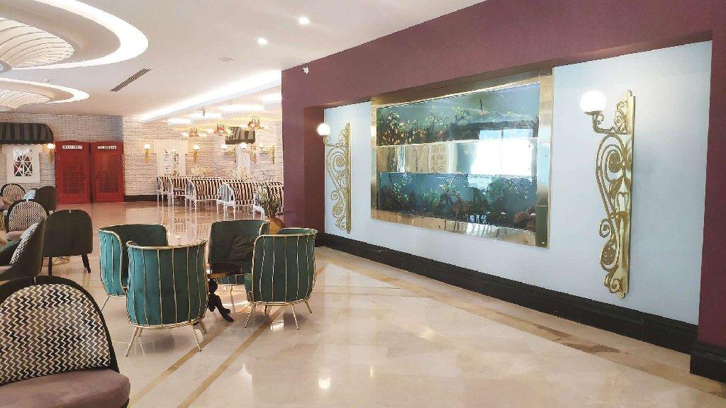 GRANADA LUXURY BEACH HOTEL AVSALLAR