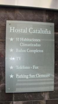 Hostal Cataluña