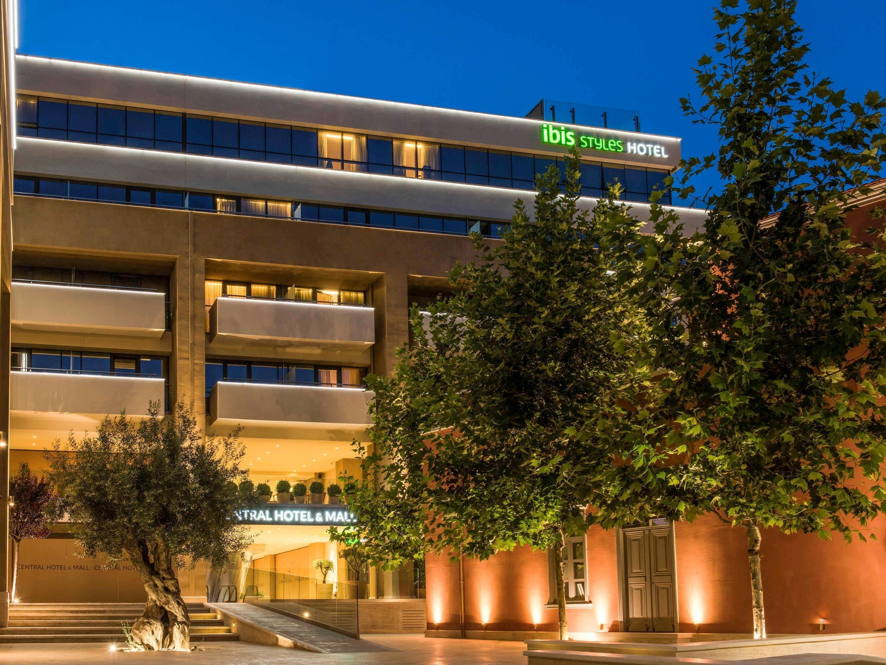 Ibis Styles Central