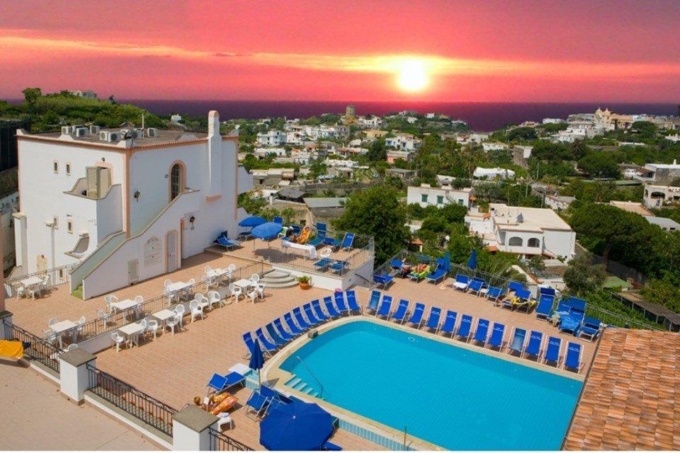 Hotel Terme Tramonto doro