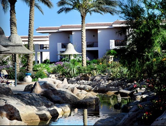 PARROTEL BEACH RESORT (EX RADISSON BLU RESORT SHARM)