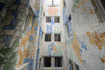 Hotel Catalonia Park Guell