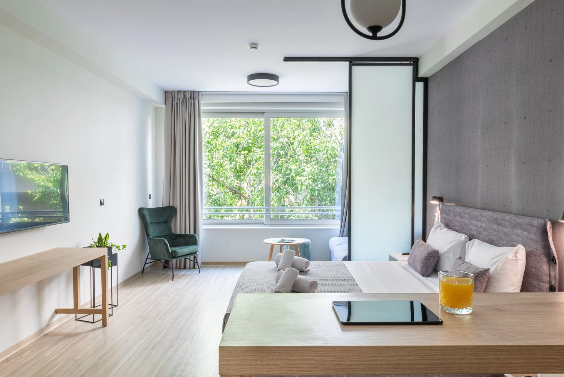 The Athens Green Suites