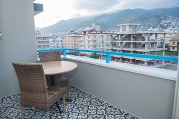 Alanya Damlatas Apart Hotel