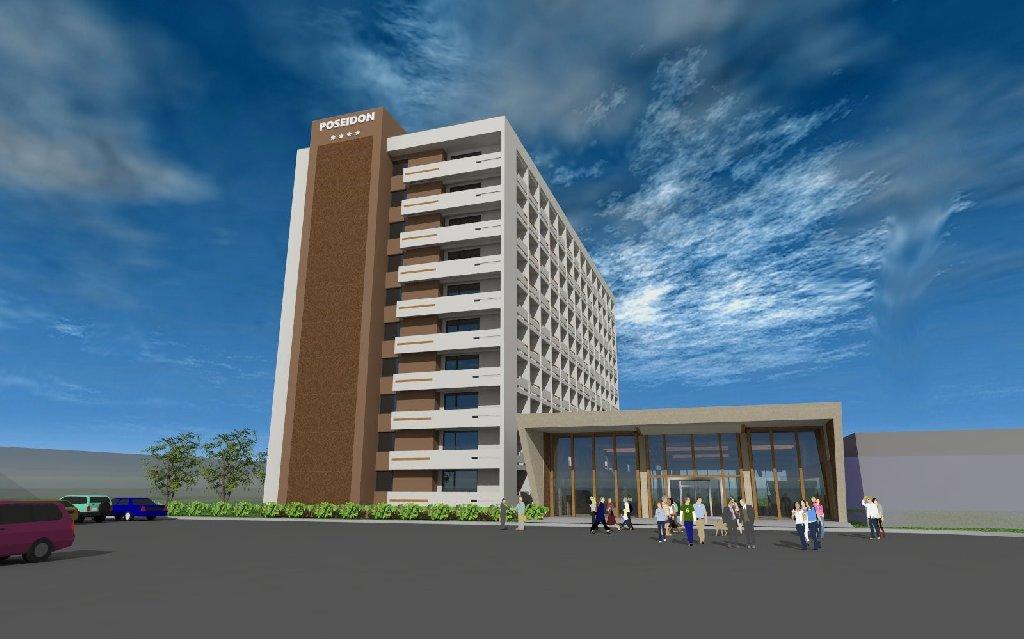Hotel Poseidon - NOU 2020