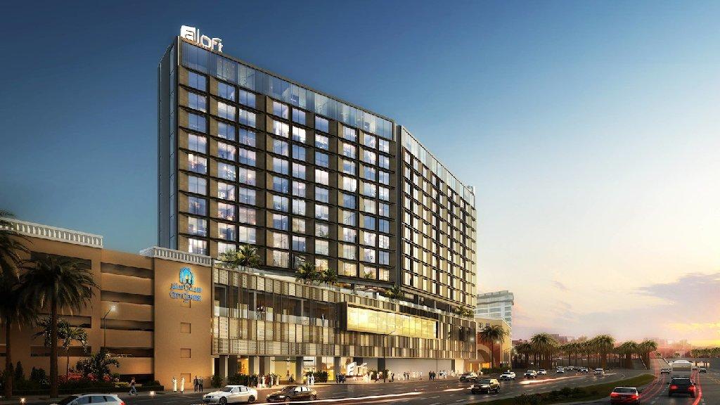 Aloft City Centre Deira