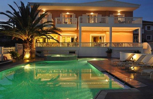 Hotel Antonios, Limenaria